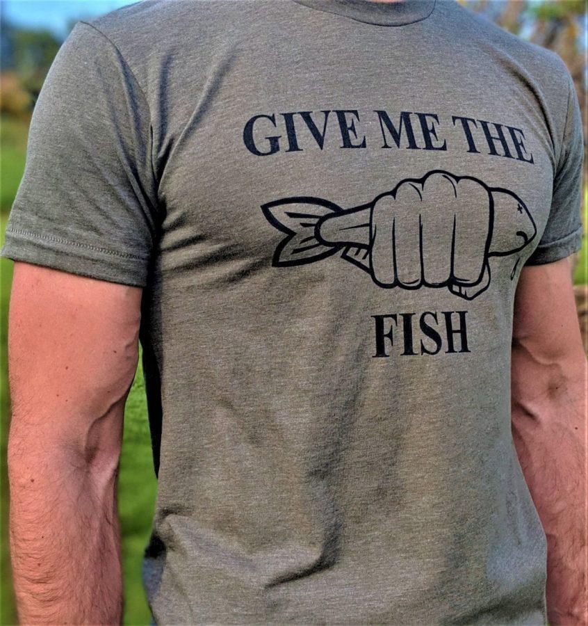 Unique Give Me The Fish T Shirt