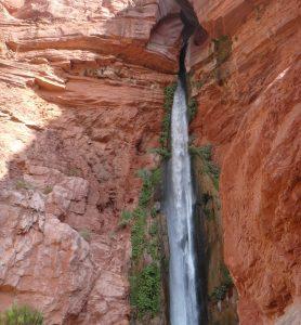 Shinumo Creek Falls
