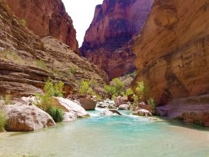 Havasu Canyon Pools