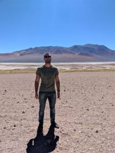 T In the Atacama Desert